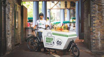 Borough Market E bikes