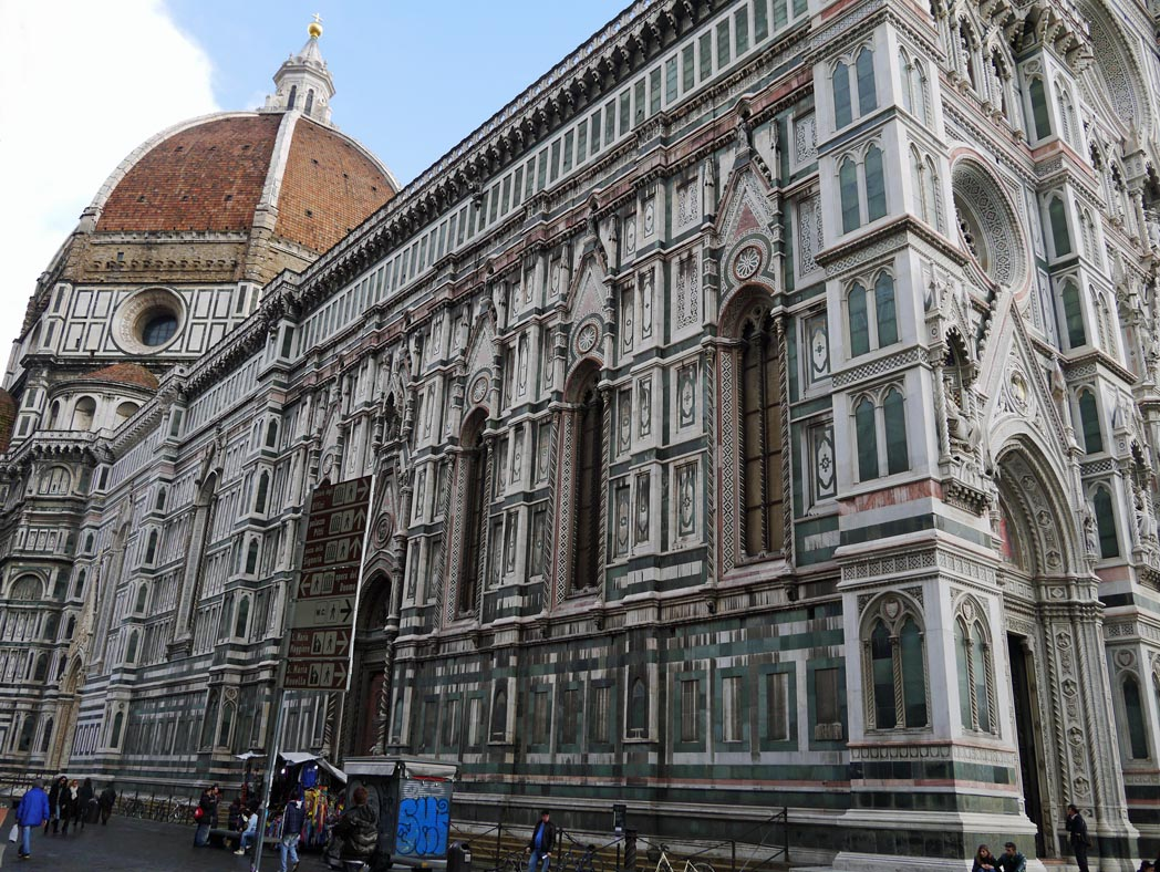 Cathedral Florence Tuscany