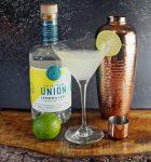 Classic white rum daiquiri