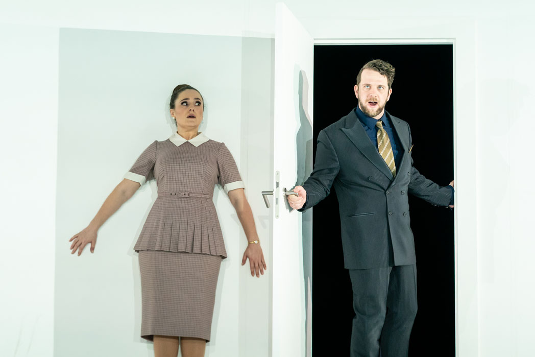 ENO The Marriage of Figaro 2020, Louise Alder, Johnathan McCullough, © Marc Brenner-1140