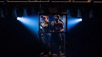 Hampstead Theatre Wonderland Production Image 4 Photo Credit Manuel Harlan