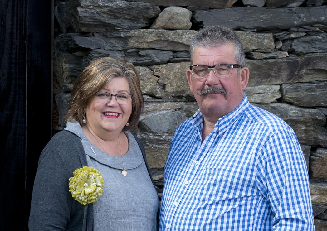 Hawkshead Relish Founders -Mark and Maria
