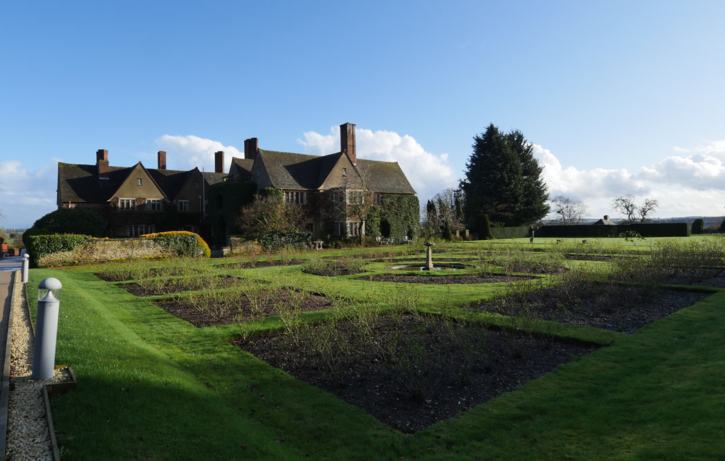 Mallory Park Hotel and Spa - Gardens