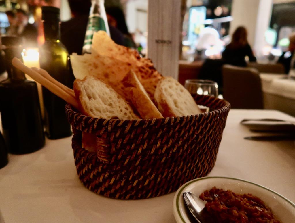 Novikov Italian - bread