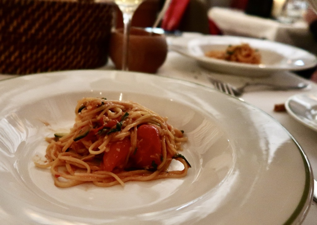 Novikov Italian crab taglioni