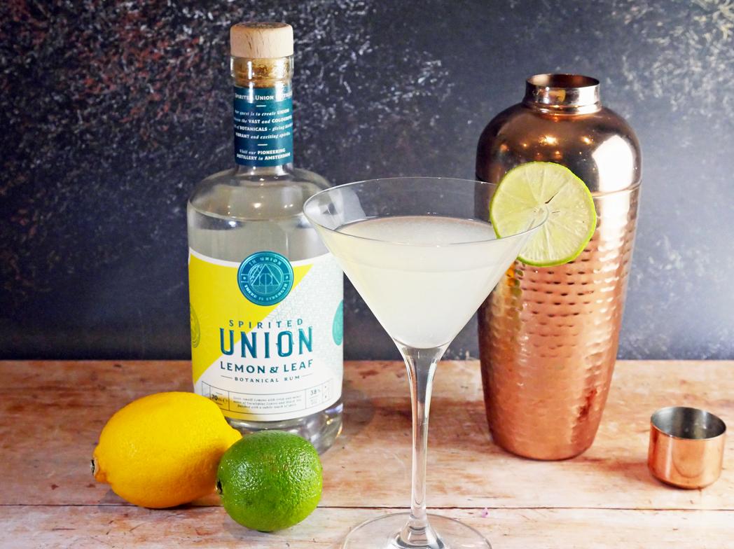 Classic White Rum Cocktail - Daiquiri