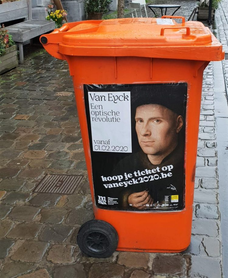 Van Eyck, refuse bin, Ghent (2)