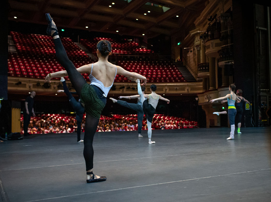 Birmingham Royal Ballet on Stage