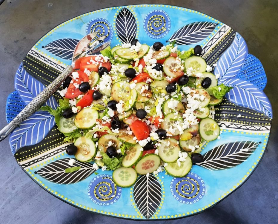 Carpathia Summer Salad
