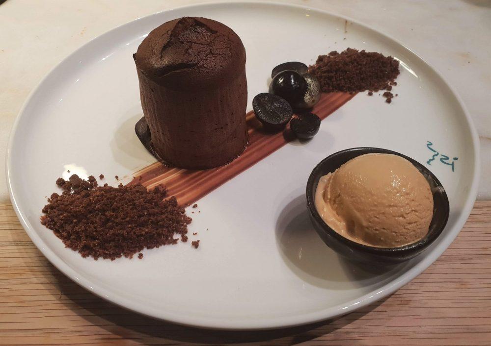 Ghent, Pakhuis, dessert
