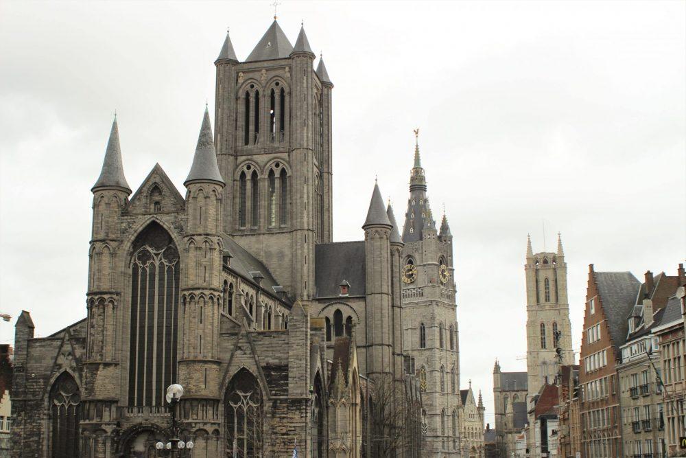 Ghent, skyline