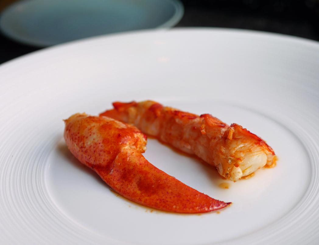 Highland Wagyu Fat Lobster - The Frog - Adam Handling