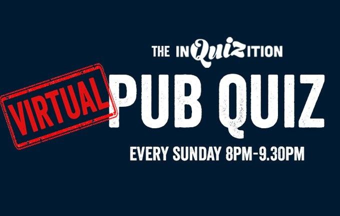 Inquizition - Virtual Quiz Night