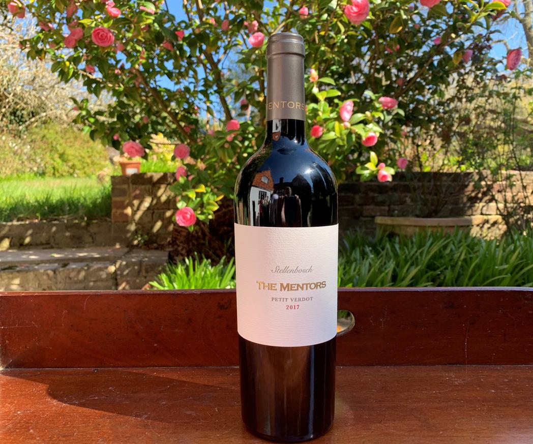 KWV Mentors Wine - Petit Verdot