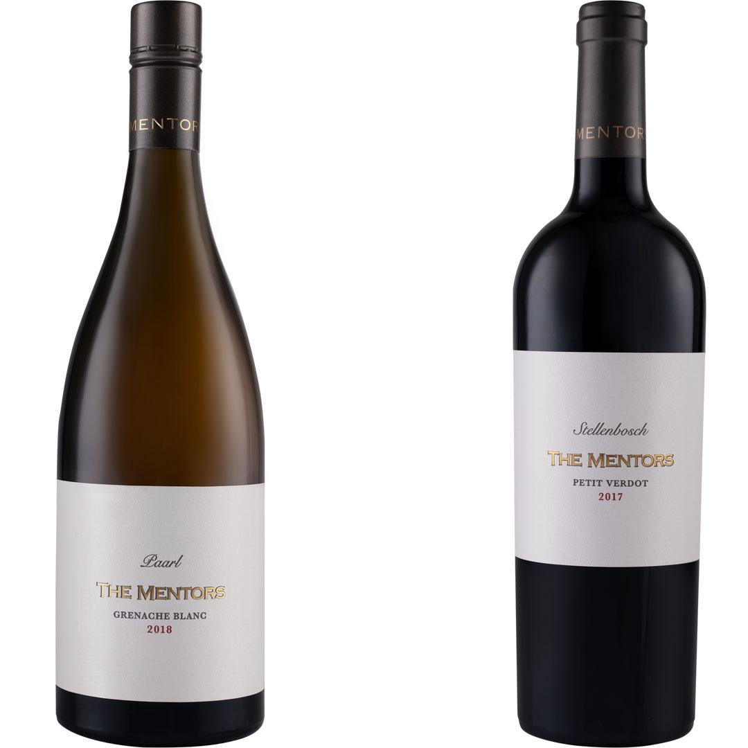 KWV The Mentors wines