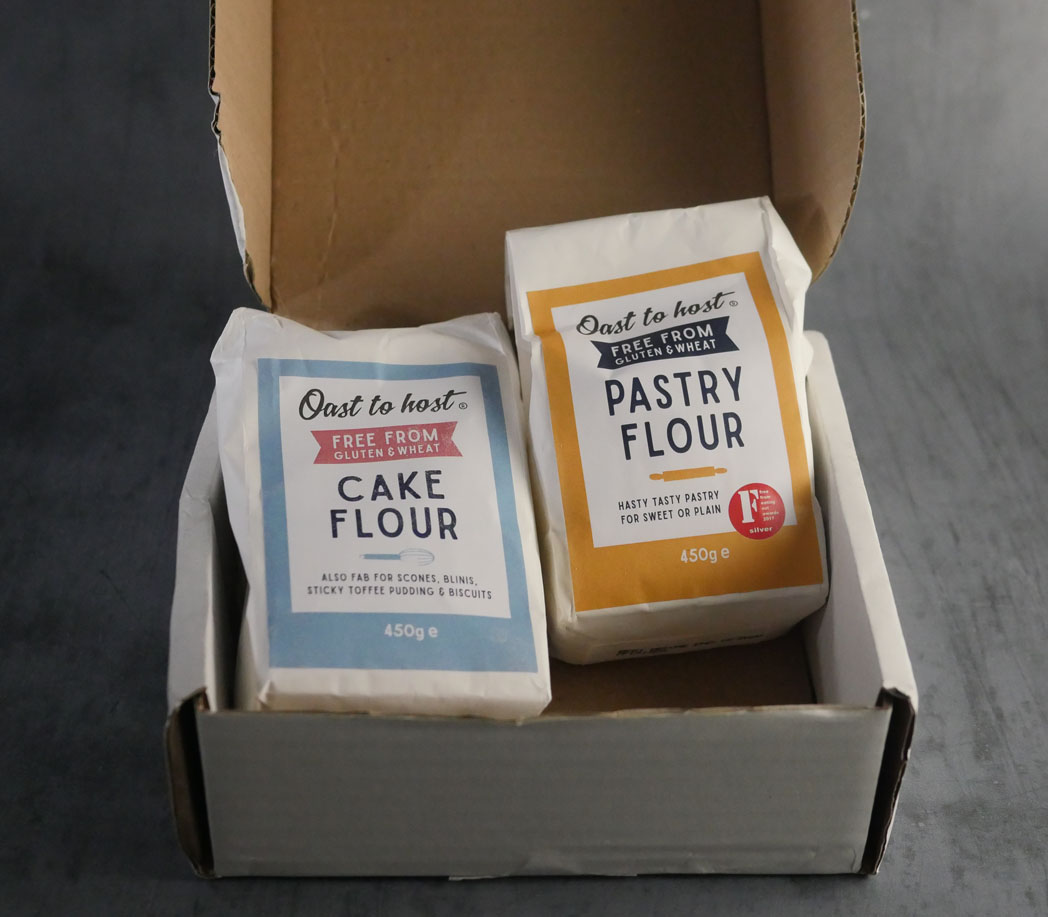 Oast to Host Gluten Free and Wheat Free Flour