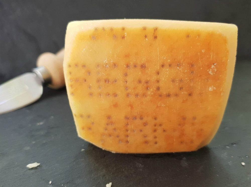 Parmigiano Reggiano official stamp