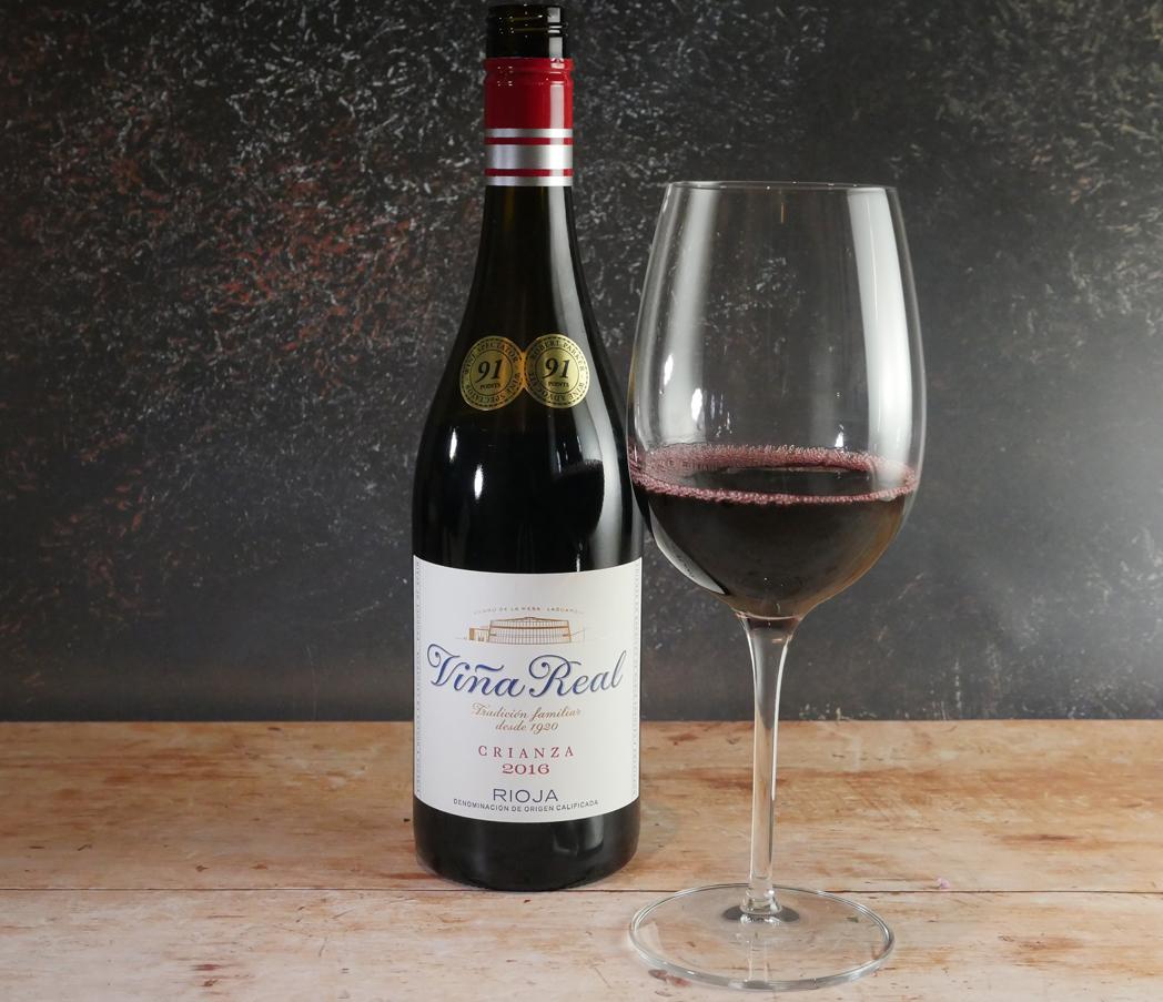 Vina Real Crianza Rioja