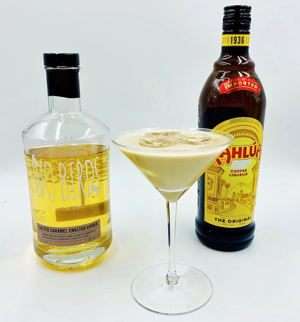 Salted Caramel White Russian 3