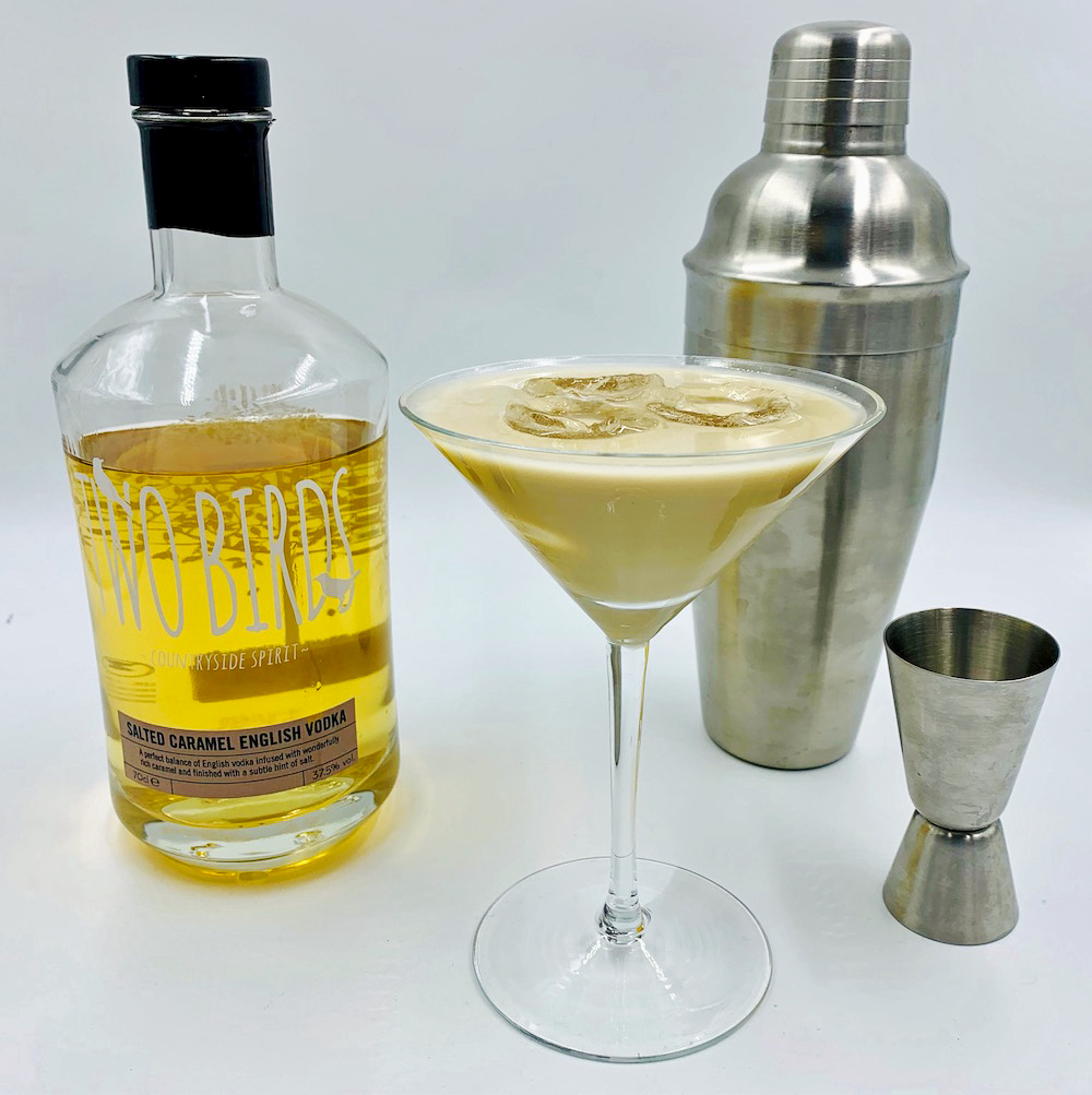 Salted Caramel White Russian 5
