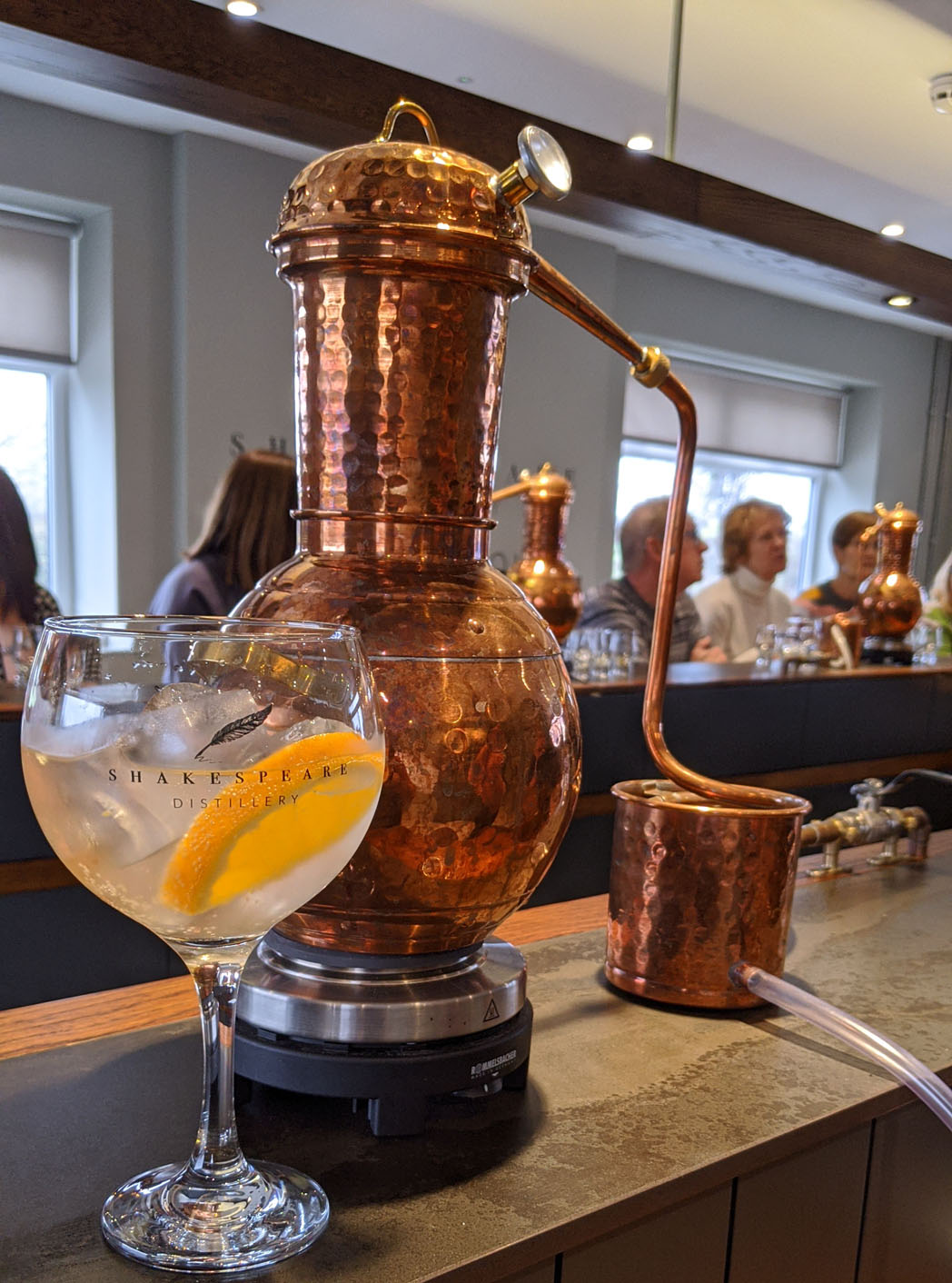 Shakespeare Distillery - Cocktail