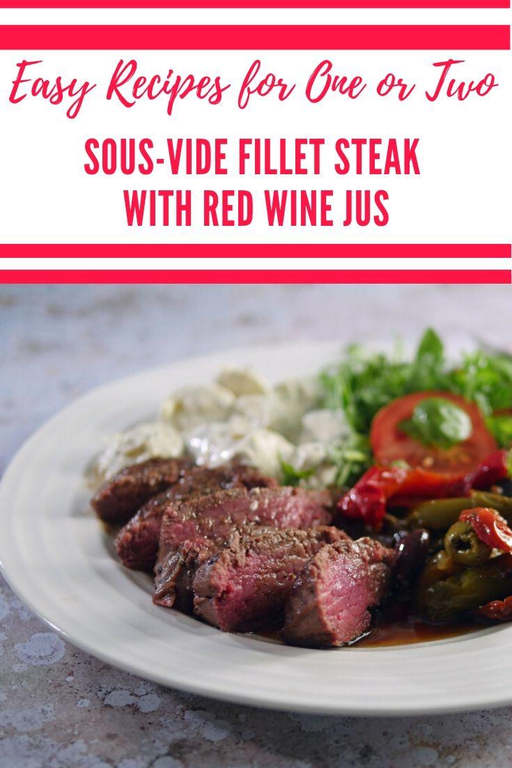 Sous-Vide Fillet Steak