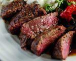 Sous-Vide Fillet Steak Close