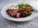 Sous-Vide Fillet Steak with Jus
