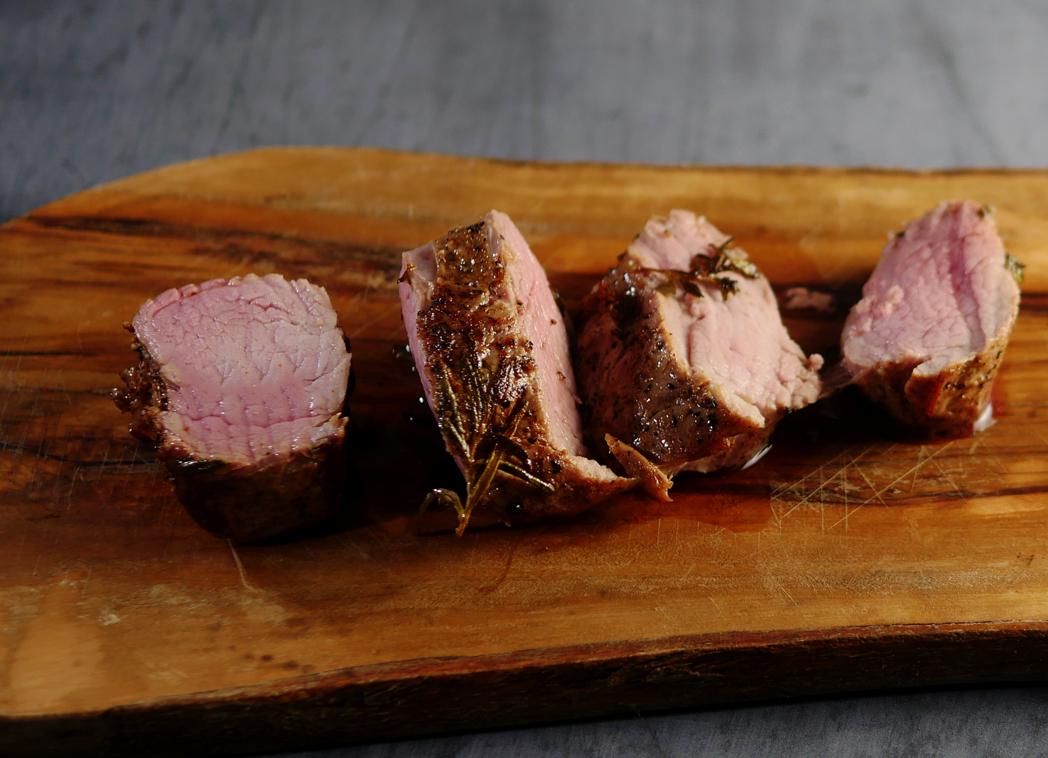 Sous-Vide Pork Tenderloin