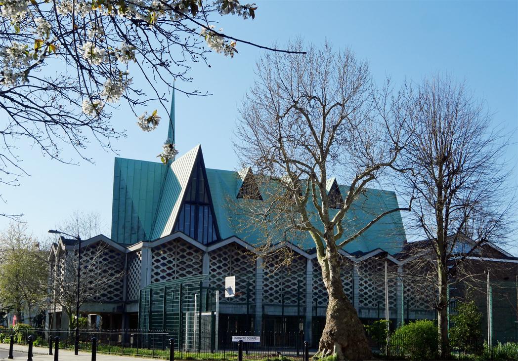 St Pauls Lorrimore Square Walworth London