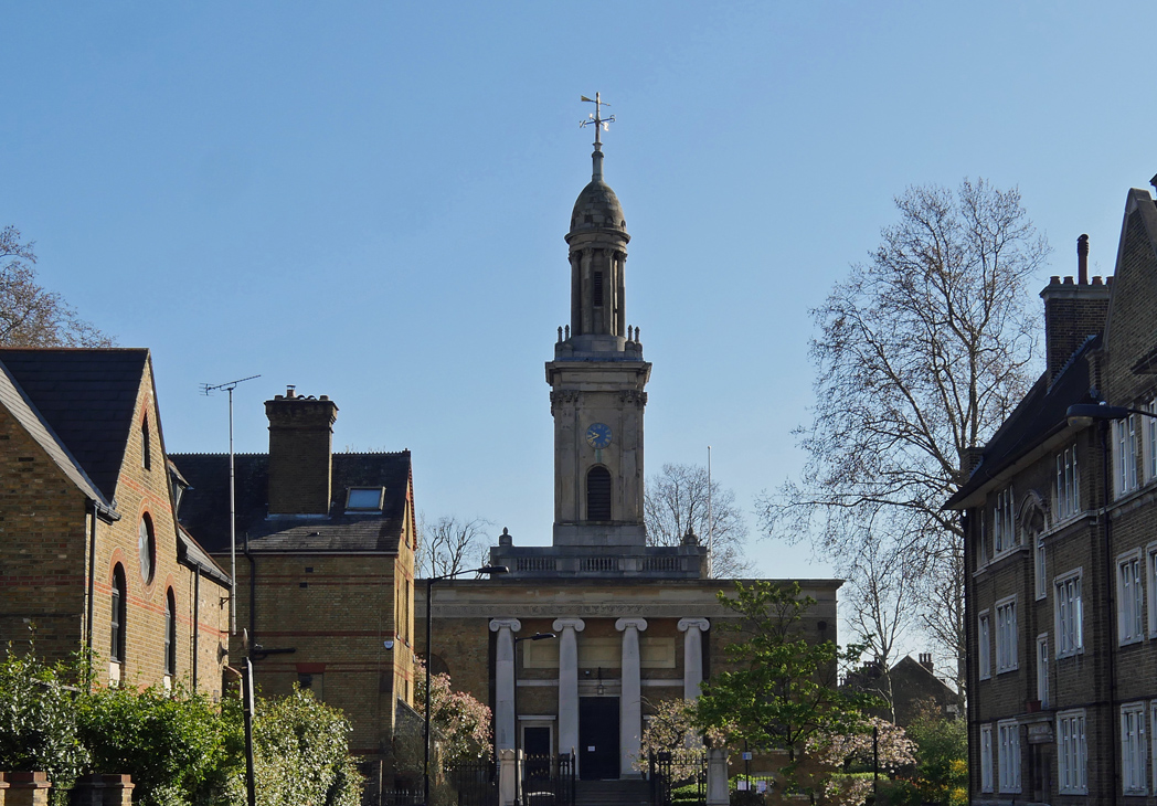 St Peters Walworth London John Soane