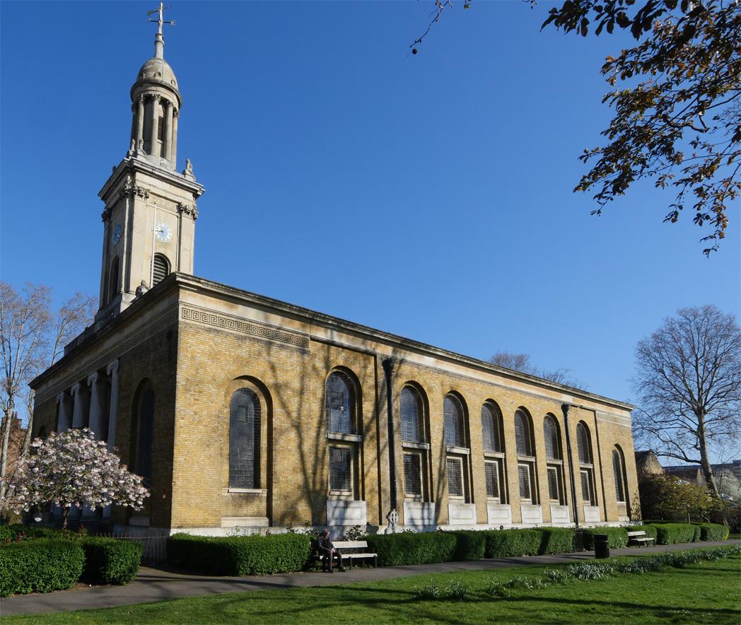 St Peters Walworth London