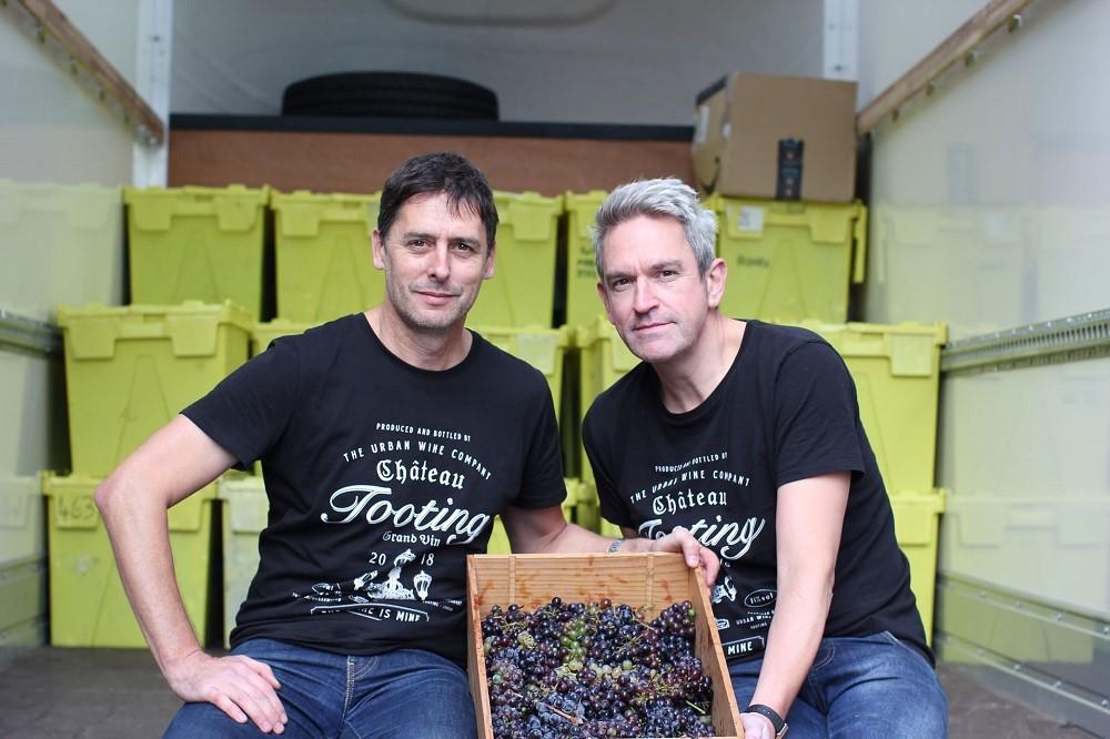 Urban Wine - Richard & Paul