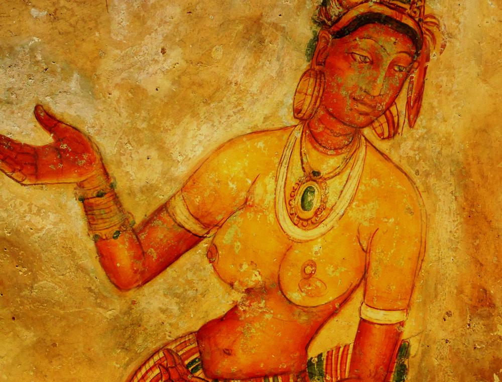 Wall Art Sigiriya 2020