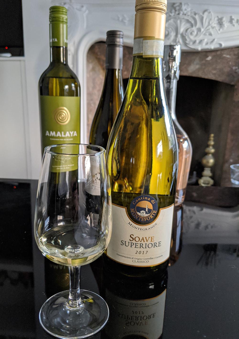 Wine Tasting - Soave Classico Montegrande