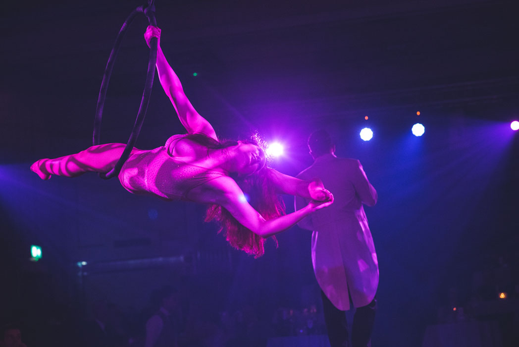 London Cabaret Club Acrobatics