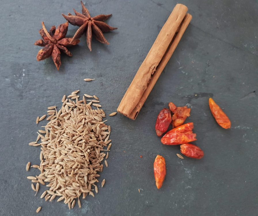 Fresh Spice whole spices