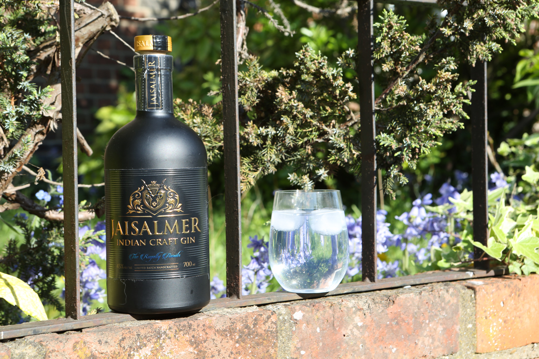 Jaisalmer Indian Gin