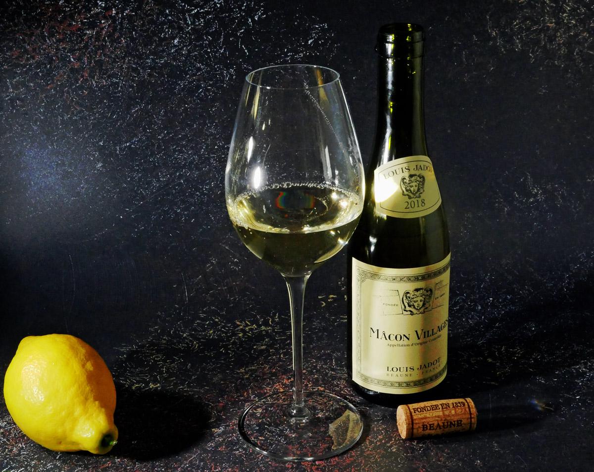 Louis Jadot Macon Village half bottle