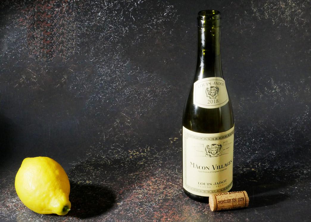 Macon Villages Half Bottle Louis Jadot