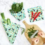 Mixed Pack - Puffins -BeeBee Wraps Plastic Free Alternative to Clingfilm - BEE3XPUFFI -lifestyle(53)