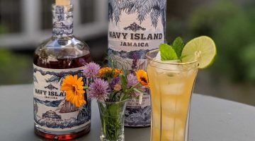 Mai Tai with Navy Island Rum