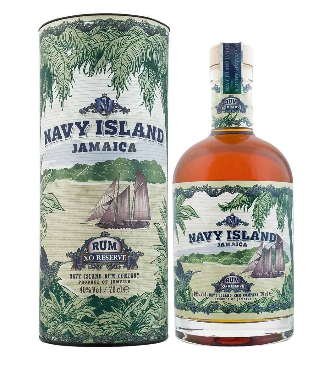 Navy Island XO Rum