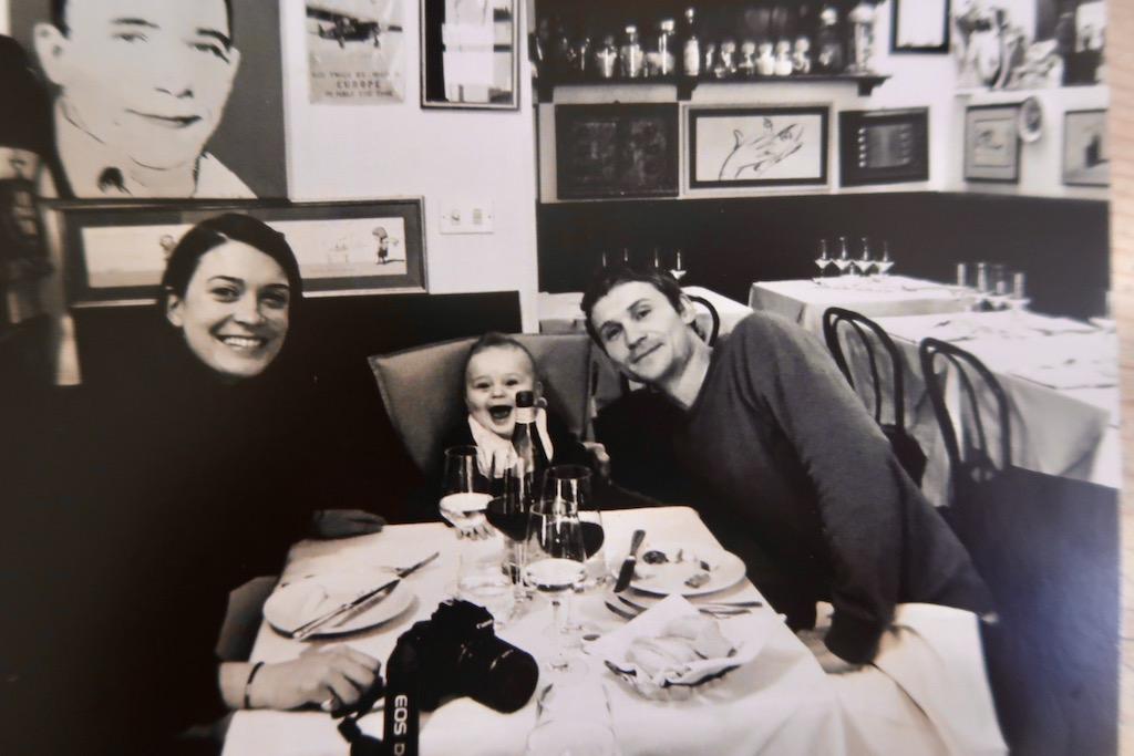 Nonna Tonda - Rebecca, James and Freddie