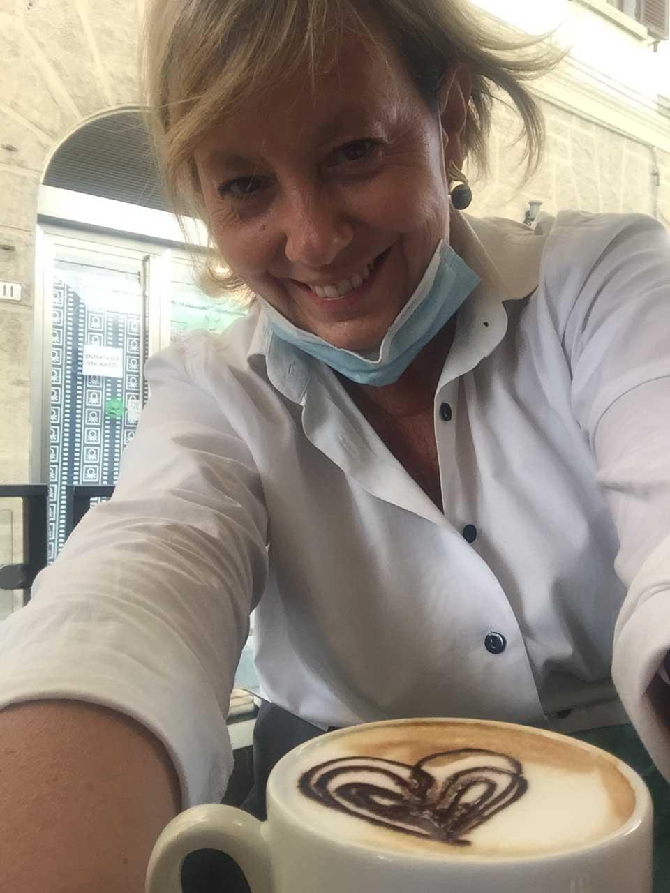 Pistoia - Miky - cappuccino