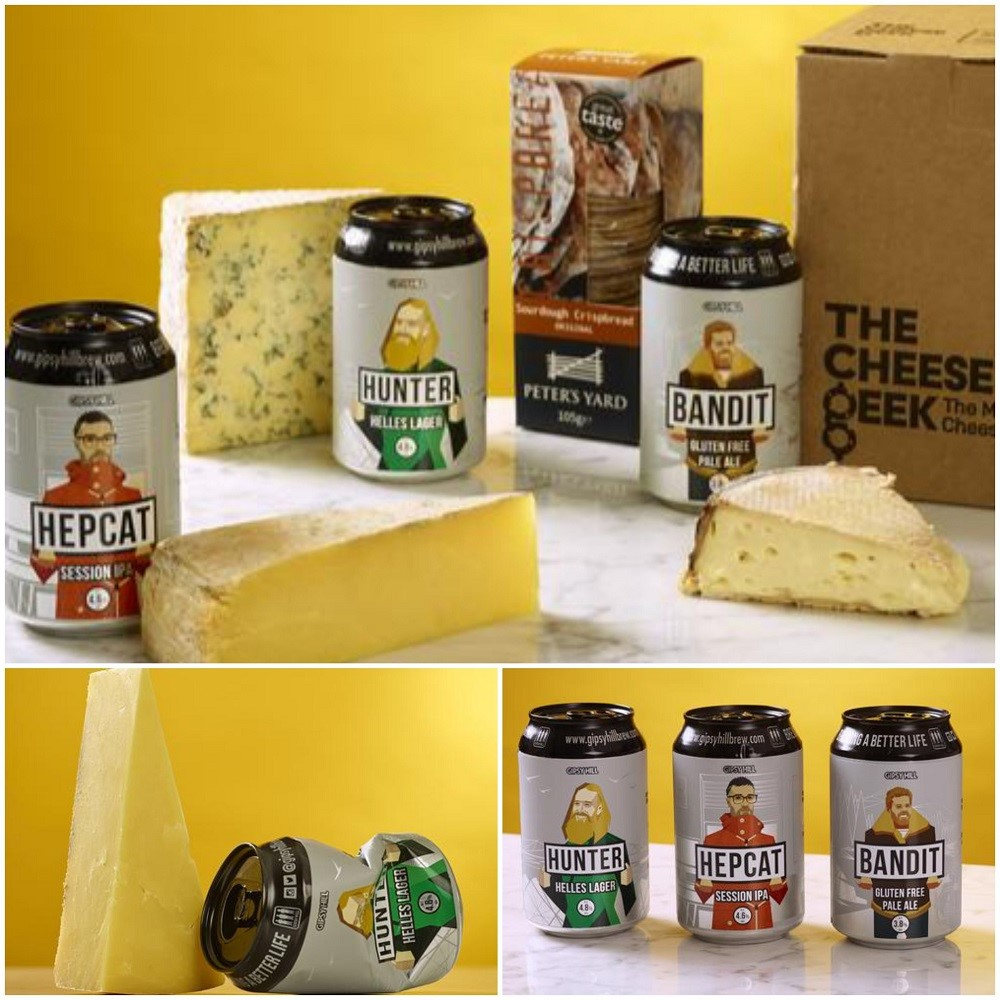 The Cheese Geek Ozzy gift box