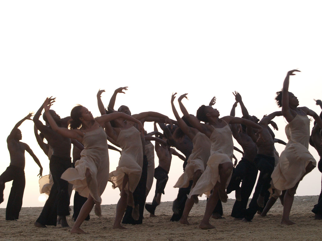The Rote of Spring - Pina Bausch