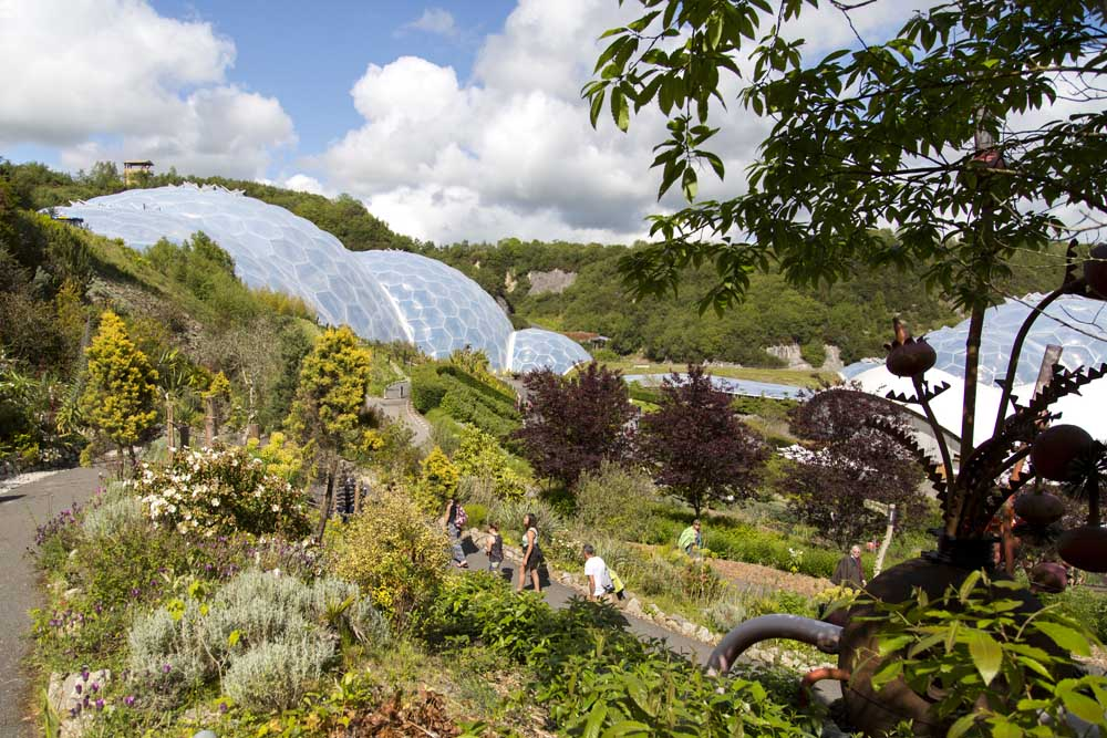 Eden Project - Copyright Matt Jessop