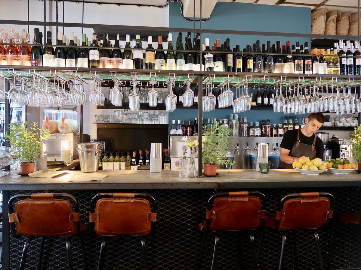 Bar Seating Fallow Heddon Street