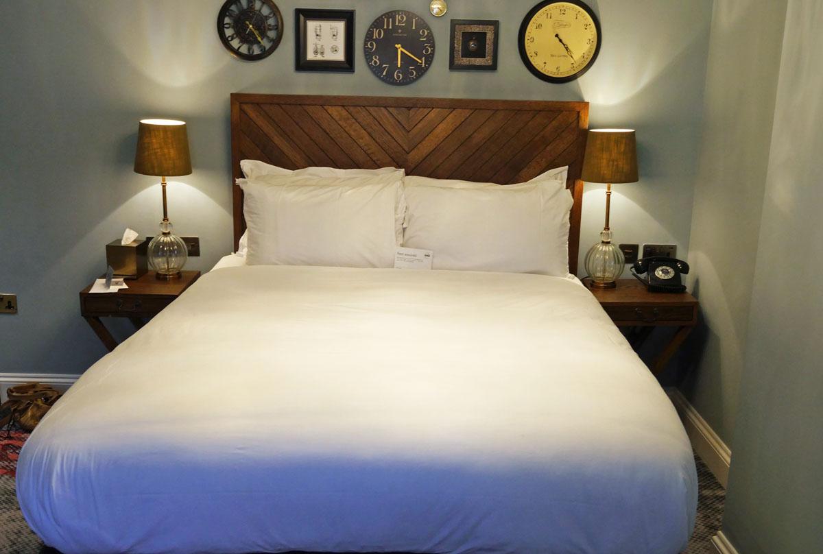 Bed - Hotel Indigo Stratford